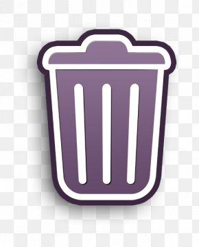 Side Dish Logo - Bin Icon Trash Bin Icon PNG