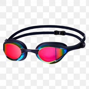 Glasses - Goggles Sunglasses Swimming Mirror PNG