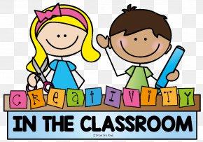 Creative Classroom Cliparts - Classroom Creativity National Primary School Clip Art PNG