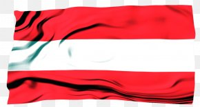 Flag Austria - Textile Flag Rectangle Briefs Font PNG