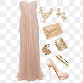Pink Goddess Bra Dress - Dress Clothing Cosmetics Fashion Hairstyle PNG