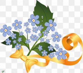 March 8 - Flower Clip Art PNG