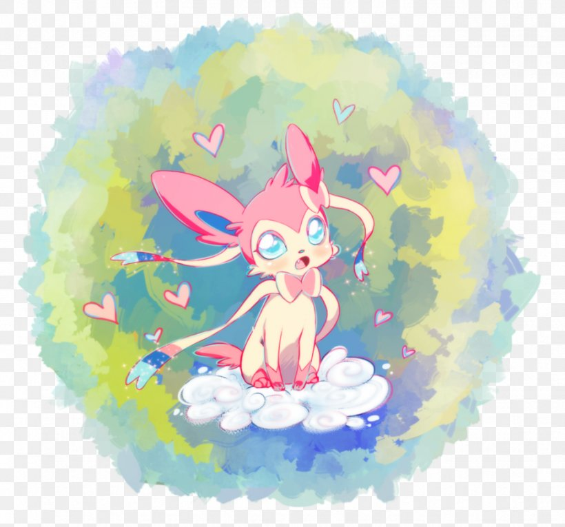 Pokemon X And Y Sylveon Pikachu Desktop Wallpaper Png 925x863px Sylveon Art Cartoon Child Art Cute