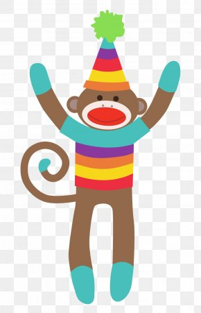 Free Monkey Clipart - Sock Monkey Clip Art PNG