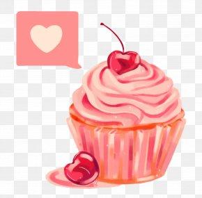 Cupcake - Cupcake Birthday Cake Clip Art PNG