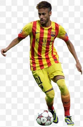Neymar - Neymar Jersey Brazil National Football Team FC Barcelona T-shirt PNG