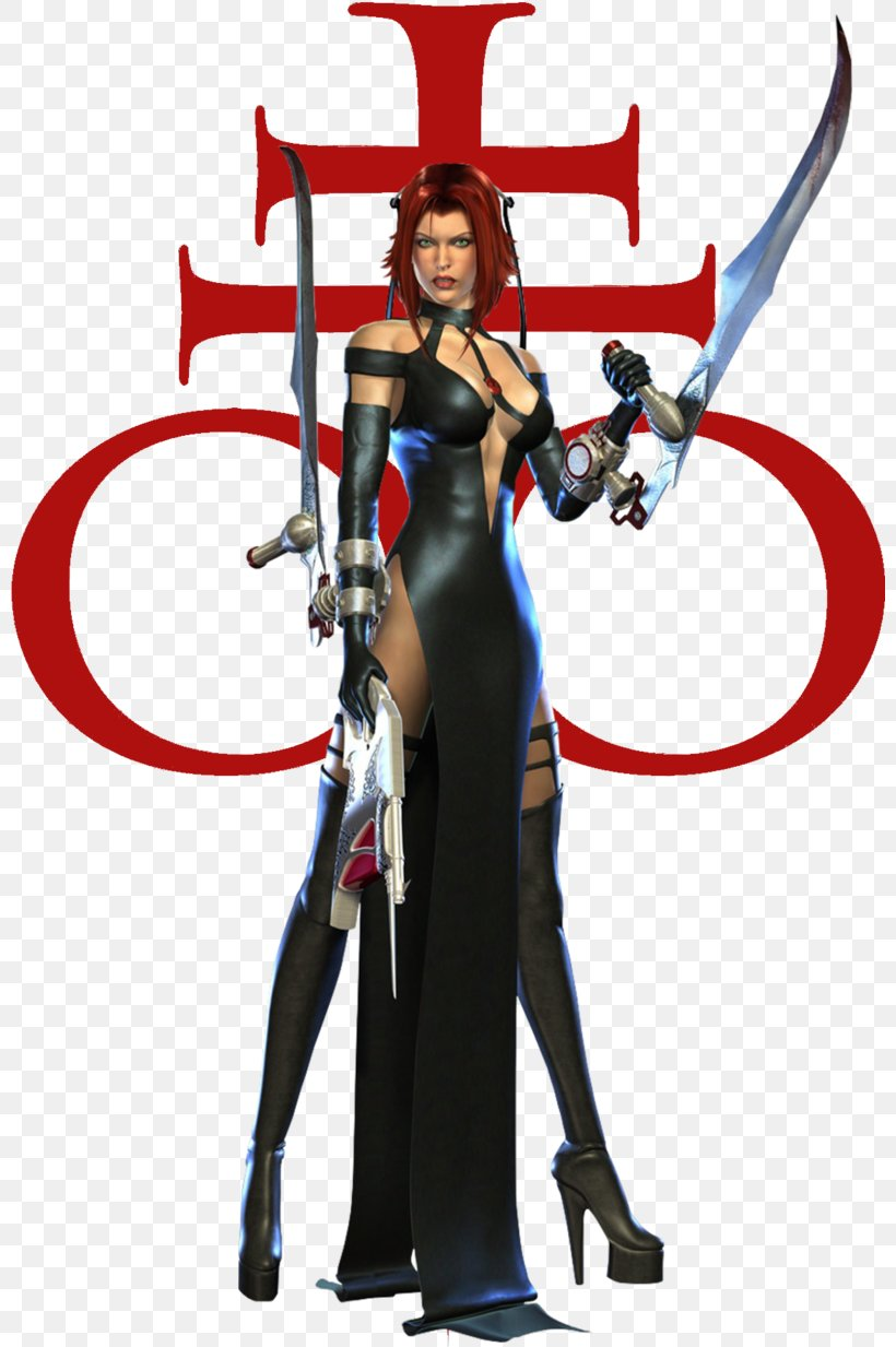 Bloodrayne 2 Bloodrayne Betrayal Video Game Png 800x1233px