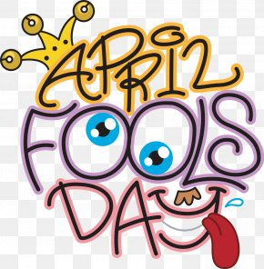 April Cartoon - April Fool's Day Practical Joke Vector Graphics April 1 PNG