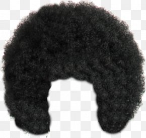 Hair - Afro Wig Hair Clip Art PNG