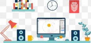 Flat Interior Design - Web Development Web Design Business Website Web Application Development PNG