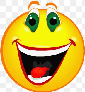 Smiling Face Pics - Smiley Laughter Emoticon Clip Art PNG