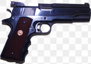 Colt - Trigger Airsoft Guns Firearm Ranged Weapon PNG