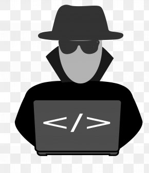 Hacker Clipart - Security Hacker Anonymous Clip Art PNG