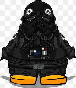 Pilot - Star Wars: TIE Fighter Club Penguin Island Star Wars: Dark Forces Anakin Skywalker PNG