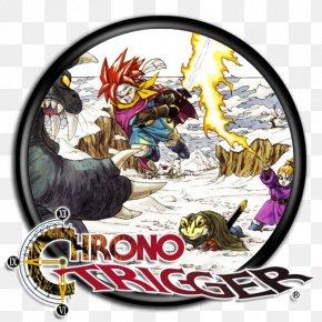 Chrono Trigger Transparent - Chrono Trigger For Nintendo DS Super Smash Bros. For Nintendo 3DS And Wii U Super Nintendo Entertainment System PNG