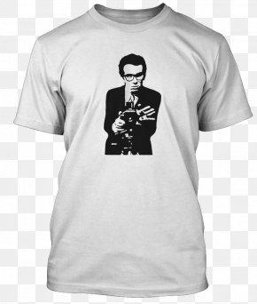 ELVIS - Long-sleeved T-shirt Long-sleeved T-shirt Clothing PNG