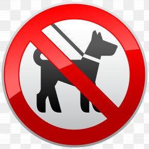 No - Dog No Symbol Clip Art PNG