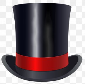 Black Hat - Hat Gentleman PNG