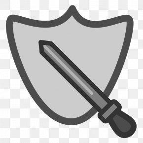 Falcon Vector - Shield Sword Medieval Illustrations Clip Art PNG