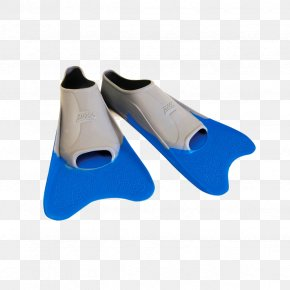Color Flippers - Zoggs Diving & Swimming Fins Goggles Swimsuit PNG