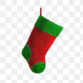 Santa Claus - Christmas Stockings Santa Claus Sock PNG