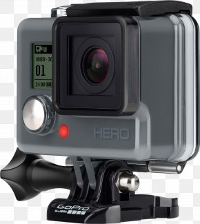 GoPro Hero Camera - GoPro Hero2 Camera 4K Resolution PNG