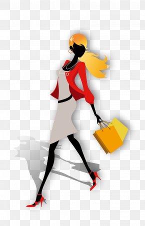 Shopping Woman - London Fashion Week Fashion Blog Clothing PNG
