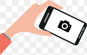 Mobile Phone Self Timer - Selfie Smartphone Camera Phone PNG