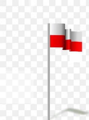 Flag Of Poland - Flag Of Poland Clip Art PNG