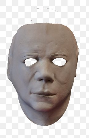 Face - Michael Myers Halloween II Mask Ghostface Masquerade Ball PNG