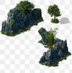 Rock Physical Map - Rock Clip Art PNG