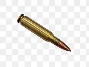 Brass Bullet Shells - Bullet Cartridge Weapon Firearm Ammunition PNG