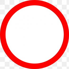 Circle Red Cliparts - Circle Area Angle Clip Art PNG