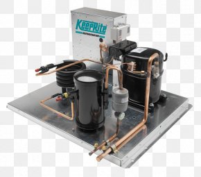 Water - Condenser Water Cooling Condensation Chiller PNG