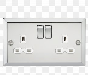 Double Edged - Electrical Switches AC Power Plugs And Sockets Electrical Wires & Cable Battery Charger Electronics PNG