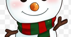 Snowman - Christmas Graphics Clip Art Christmas Snowman Openclipart PNG