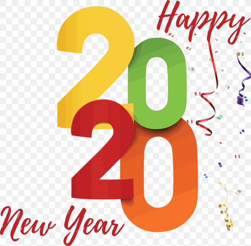 Happy New Year Png 3000x2943px 2020 Happy New Year 2020 Happy 2020 Number Symbol Download Free