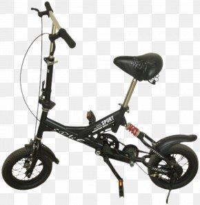 Black Bike - Bicycle Frame Car Bicycle Wheel Bicycle Saddle Bicycle Handlebar PNG