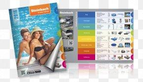 Summer Splash - Catalog Steinbach VertriebsgmbH Brochure Table Of Contents Graphic Design PNG