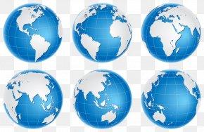 Earth - Earth Globe World Icon PNG