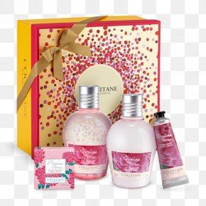 Perfume - Perfume L'Occitane En Provence Cosmetics Gift Lotion PNG