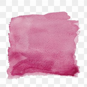 Pillow Fur - Pink Magenta Purple Cushion Textile PNG