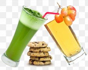 Nutrition Creative Juices And Crispy Biscuit Breakfast - Juice Coffee Breakfast Crisp Biscuit PNG