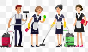 House - Cleaner Maid Service Domestic Worker Cleaning PNG
