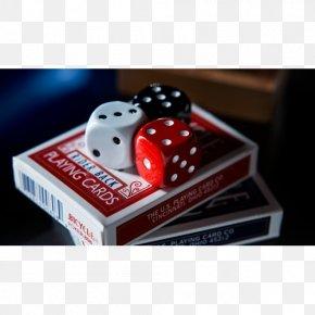 Dice - Dice Game Magic Gambling Playing Card PNG