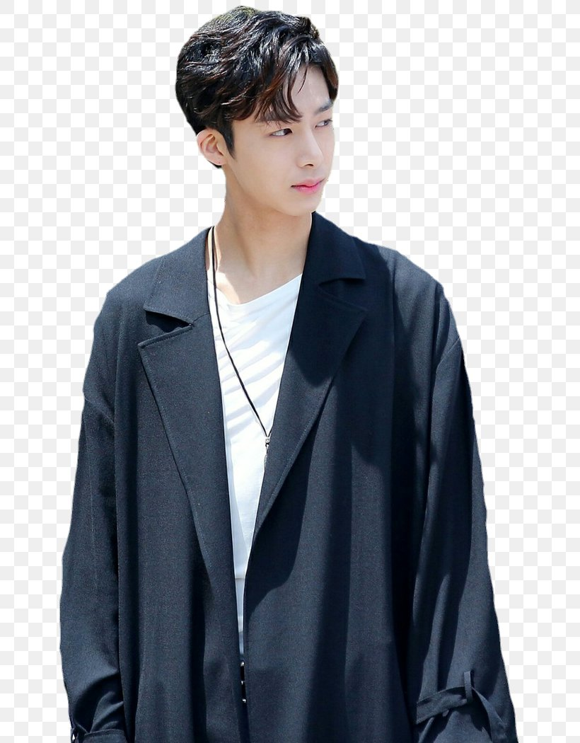 Monsta X Model Desktop Wallpaper Png 662x1050px Monsta X Blazer Coat Fashion Fashion Model Download Free