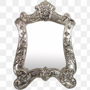 Vintage Frame Retro - Picture Frames Image Decorative Arts Ornament Easel Back Fits Picture Frame Or Tile PNG