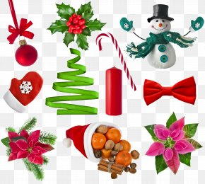 Christmas Decoration Holly - Christmas Decoration PNG