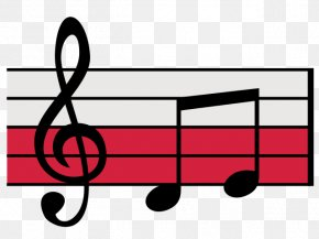 G Clef Musical Note Templates - Musical Note Clip Art Image PNG