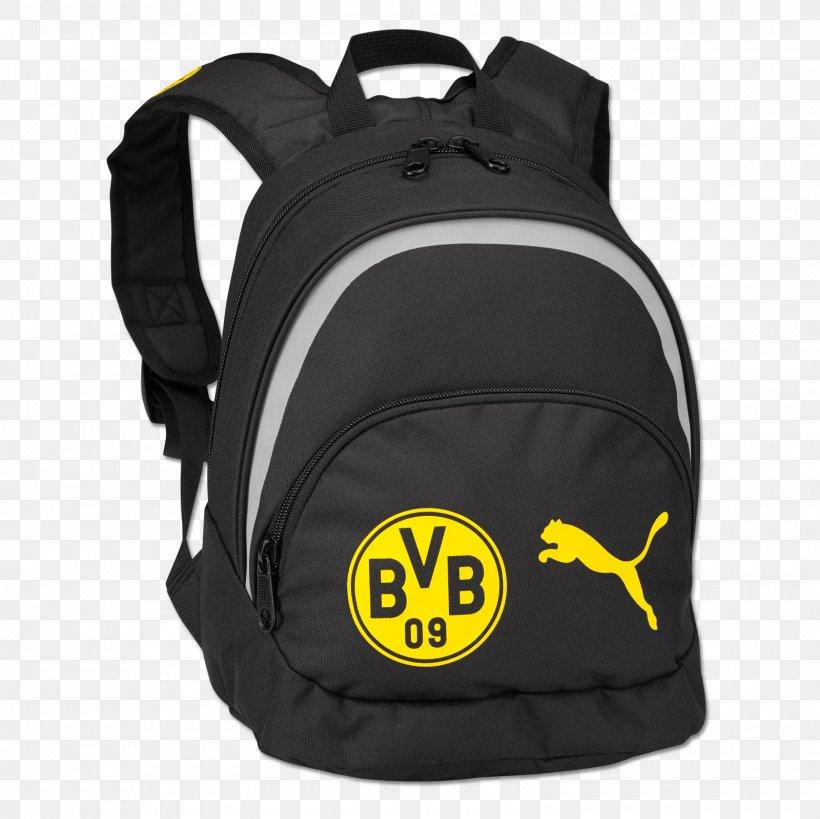 Backpack Borussia Dortmund Westfalenstadion Holdall Bvb Fanshop Png 1600x1600px Backpack Black Borussia Dortmund Brand Bundesliga Download